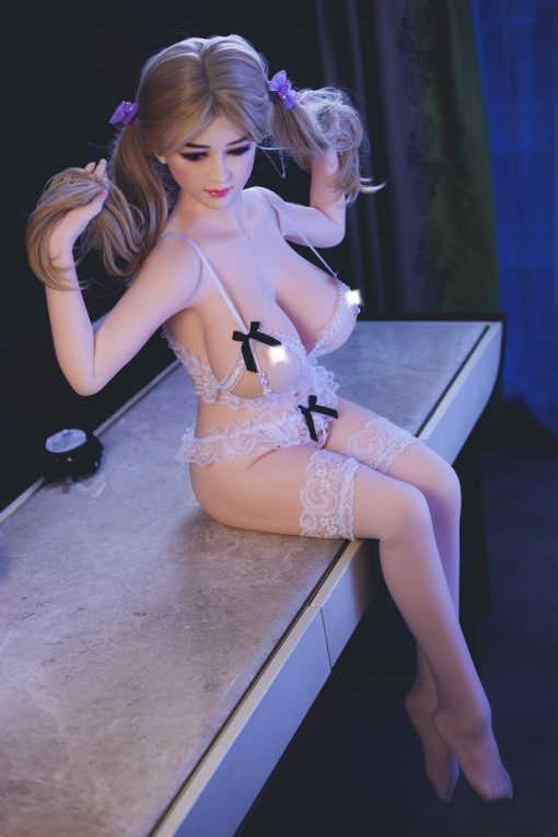Poupée réaliste real adulte silicone sexuelle sex love doll JYdoll 29 1 510x765 - Mini Sex doll JY doll Anita 140