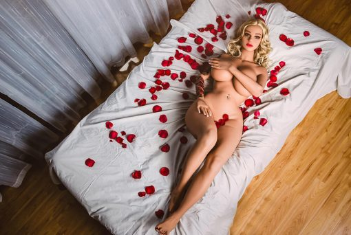 Poupée realiste sex love doll silicone tpe climax 8 8 510x342 - Rose 160 rondelette CLIMAX DOLL