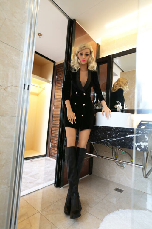 poupée climax doll real love dolls silicone sex doll realiste adulte taille reelle 1 2 510x765 - Poupée sexuelle Climax Brenda 175