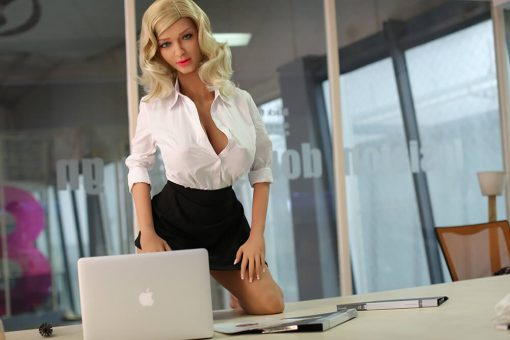 poupée climax real love dolls silicone sexuelle sex doll realiste adulte taille reelle 7 510x340 - Cloe 160 rondelette CLIMAX DOLL