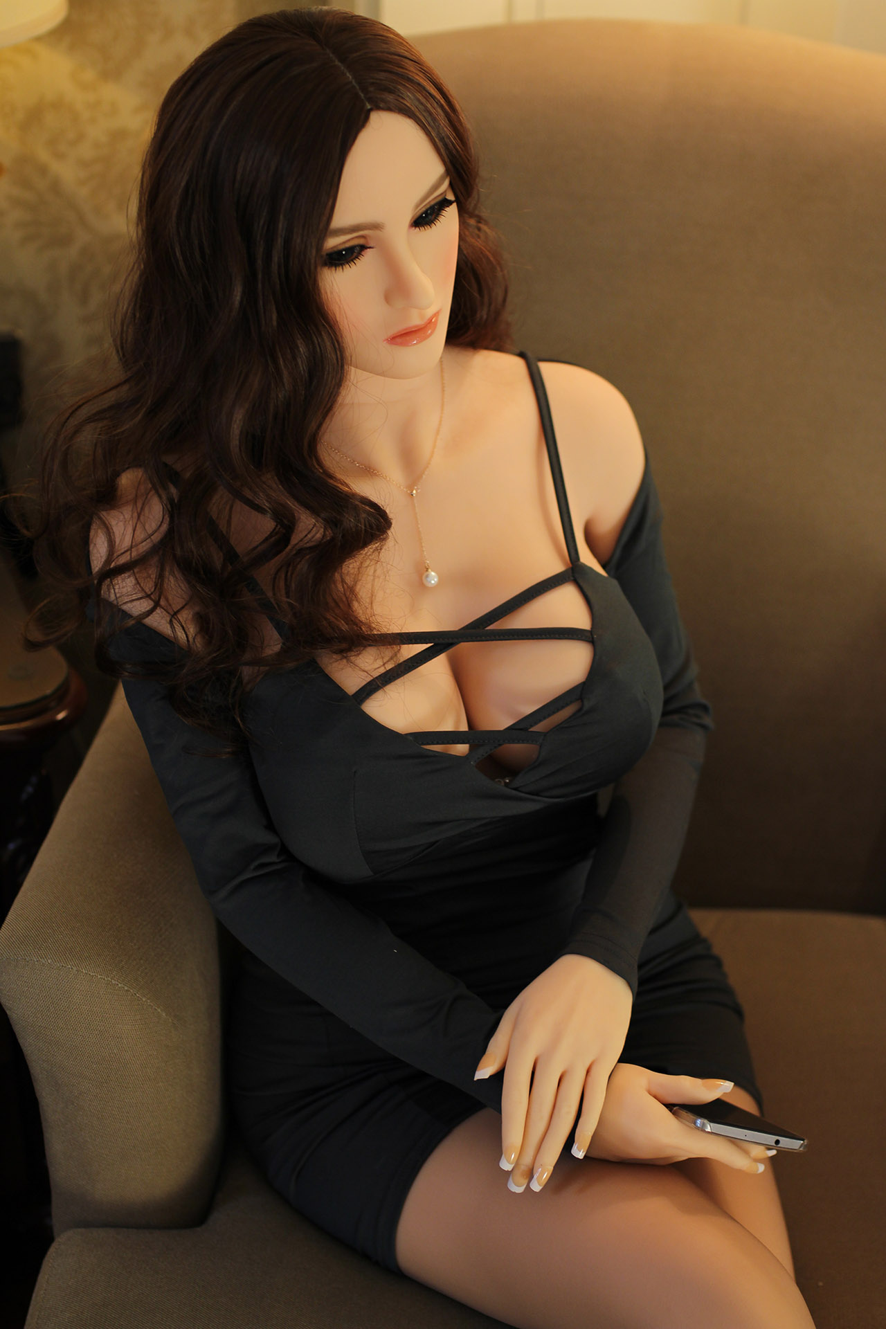 poupée maiden doll real love dolls silicone sex doll realiste adulte taille reelle 64 - Sex doll en france Adopte une doll