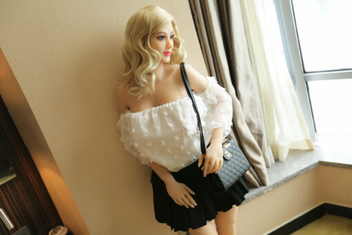 love sex doll real silicone tpe climax 9 510x340 - Sex doll Climax Josie160 rondelette