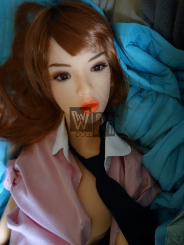 Poupée réaliste sex love doll TPE wm dolls 1 5 - Poupée sexuelle Wm dolls Alice 135