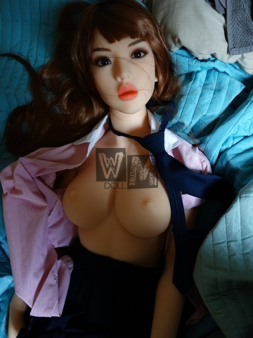 Poupée réaliste sex love doll TPE wm dolls 2 5 - Poupée sexuelle Wm dolls Alice 135