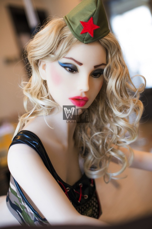 Sex love doll réaliste wmdolls 6 - Wm doll Lina 152 cm