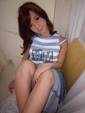 love sex doll tpe wm dolls 153 cup A 25 - Wmdoll Romane 153