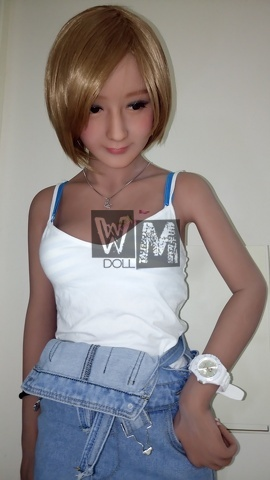 love sex doll tpe wm dolls 153 cup A 6 - Wmdoll Romane 153