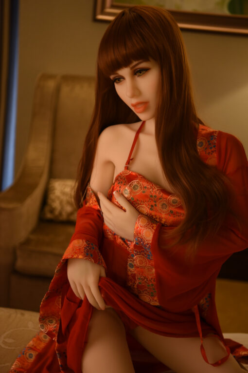 poupée wm doll real love dolls silicone sex doll realiste adulte taille reelle 13 3 510x765 - Wmdolls Justine 168