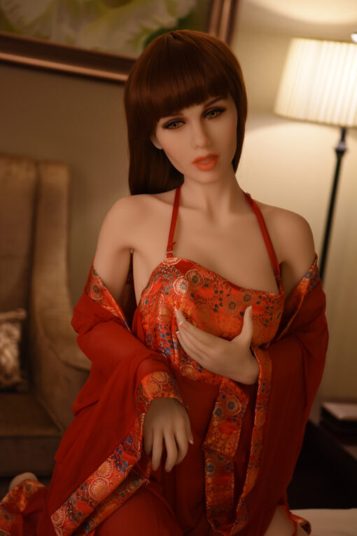 poupée wm doll real love dolls silicone sex doll realiste adulte taille reelle 15 3 510x765 - Wmdolls Justine 168