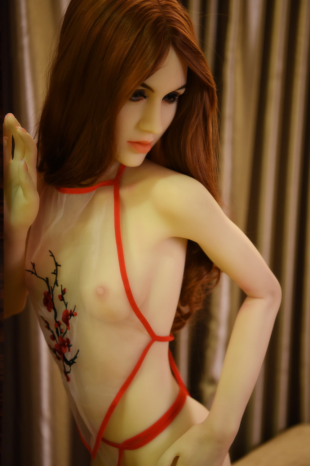 poupée wm doll real love dolls silicone sex doll realiste adulte taille reelle 30 1 - Adoption