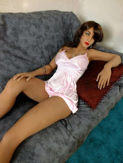 Yourdoll Leslie Sex doll 165 400x533 - YLdoll Leslie Sex doll 165