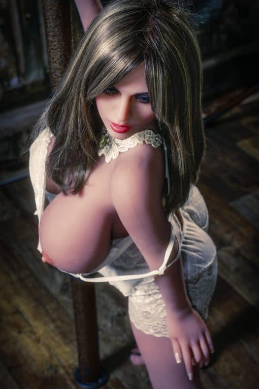 sex doll WMDoll 108cm 263 head 4 4 510x765 - Poupee sexuelle Wm dolls Cristina 108