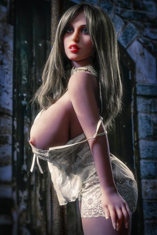 sex doll WMDoll 108cm 263 head 4 5 510x765 - Poupee sexuelle Wm dolls Cristina 108