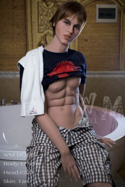 sex doll WM 175cm with 207 1 400x600 - Sex doll homme WM Seb 175