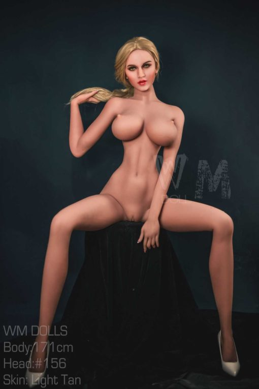 sex doll WM 171cm 9 1 510x765 - Poupee realiste Charline 171 WMDoll