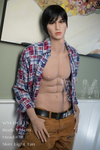 sex doll WM 175cm with 78 head30 1 400x600 - Sex doll homme WM Nicolas 175