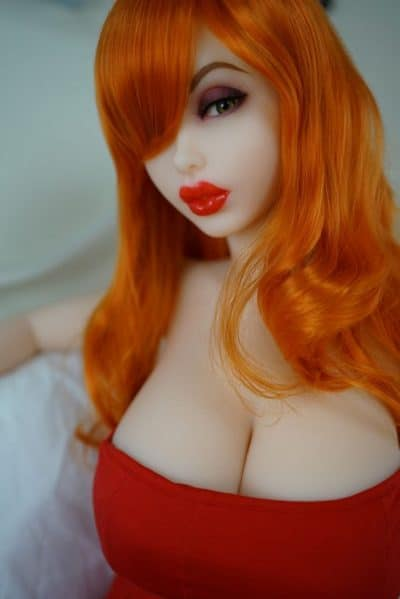 Piper doll Jessica 150cm 1 400x599 - Jessica Piper Doll 150cm super sexy curvy body