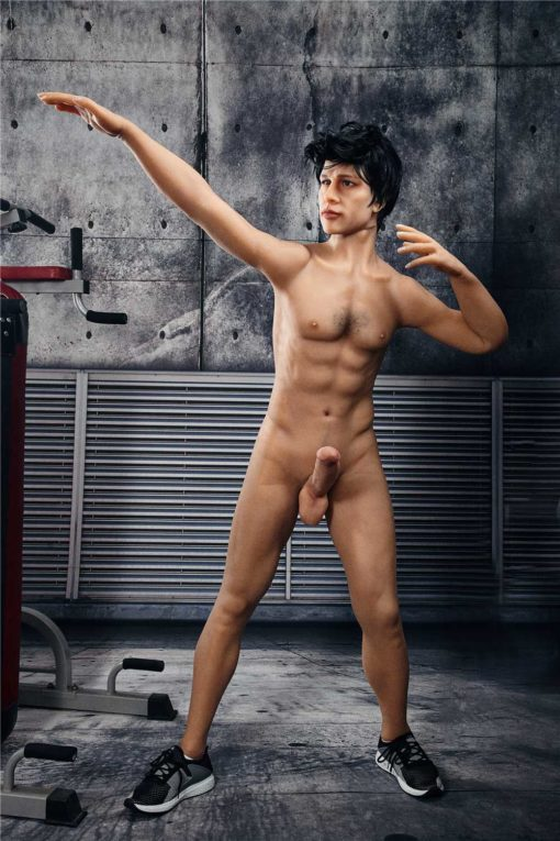 sex doll irontech homme 16 510x765 - Sex doll homme IronTech Hugo 165