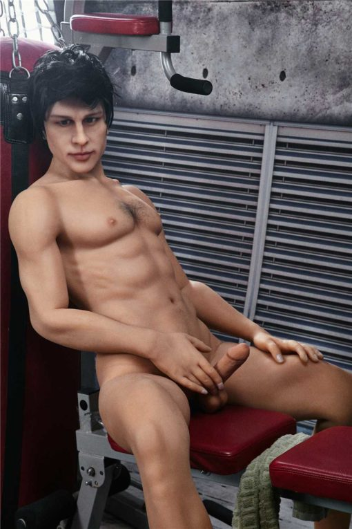 sex doll irontech homme 8 510x765 - Sex doll homme IronTech Hugo 165