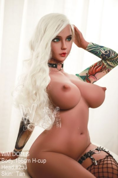 Sex doll Wm dolls Aminata 156 Cup-L