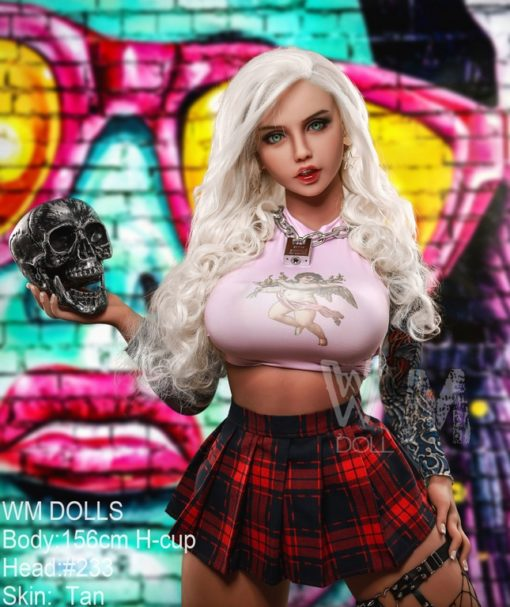 sex doll WM 156cm 19 510x607 - Wm doll Aminata 156