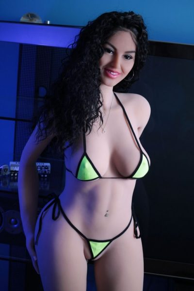 Hr doll Valentina 159 sex doll
