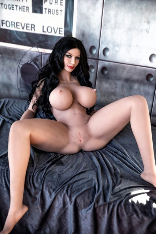 love doll HR 162cm 11 510x765 - Poupée sexe HR doll Monica 162