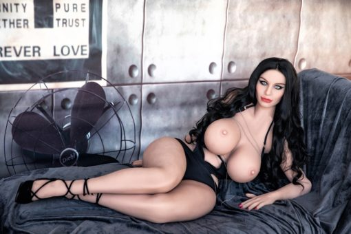 love doll HR 162cm 21 510x340 - Poupée sexe HR doll Monica 162